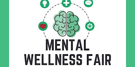 Mental Wellness Fair tickets