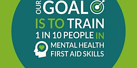 Mental Health First Aid (England) for Adults tickets
