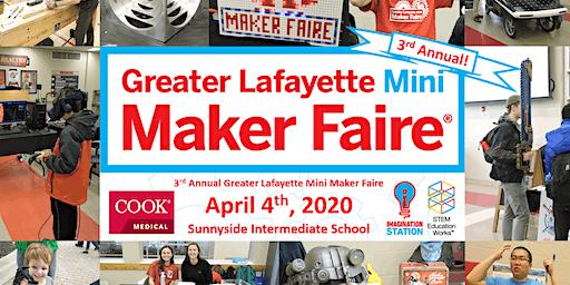Greater Lafayette Mini Maker Faire 2020