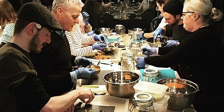 Fermentation Masterclass & Supper tickets