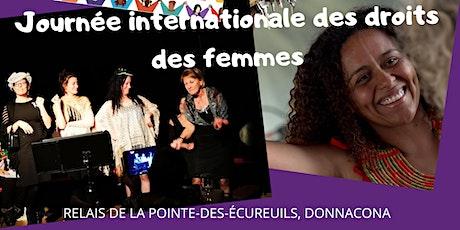 Journée Internationale des Droits des Femmes 2020 billets