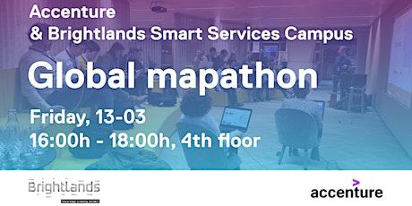 Accenture's & Brightlands Global Mapathon Challenge tickets