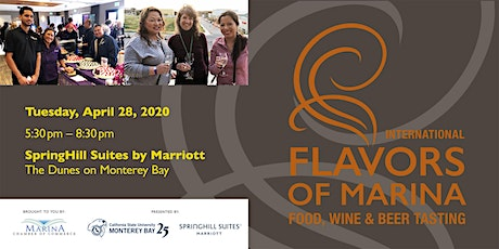 International Flavors of Marina 2020 tickets