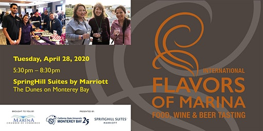 International Flavors of Marina 2020
