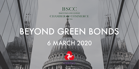 Beyond Green Bonds: Developing a Sustainable Treasury Strategy tickets