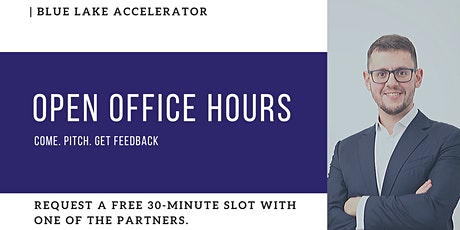 Open Office Hours for Startups and SMEs tickets