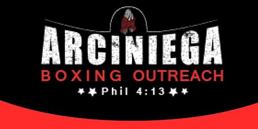 Arciniega Boxing Outreach Grand Opening