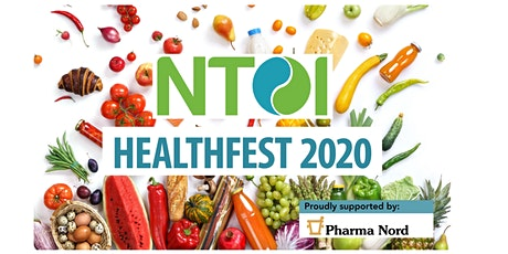 HEALTHFEST 2020 - Nutrition & Wellness Event  tickets