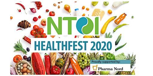 HEALTHFEST 2020 - Nutrition & Wellness Event