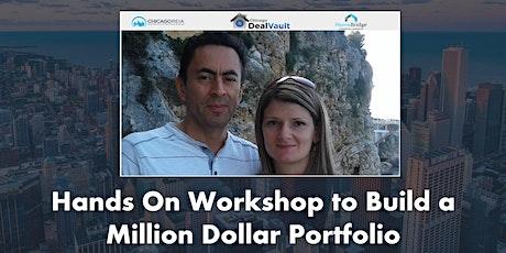 Hands On Workshop to Build a Million Dollar Rental Portfolio tickets