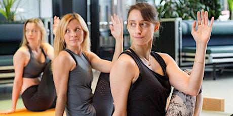 Hatha Yoga à la Défense (paiement sur place) billets