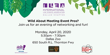 April Networking at The Dallas Zoo tickets