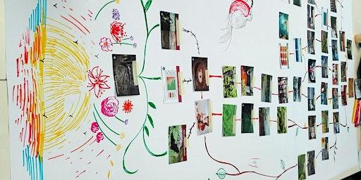 Atelier Fresque de la Biodiversité à Lyon