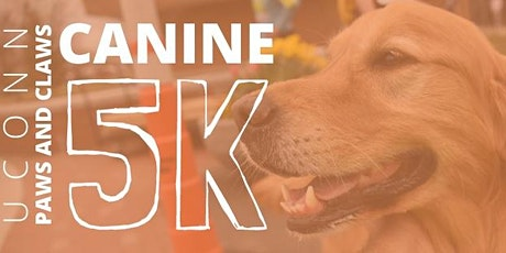 Fourth Annual Canine 5K tickets