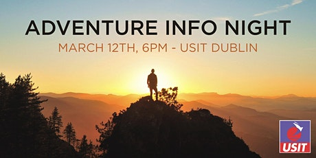 USIT Adventure - Info Night tickets
