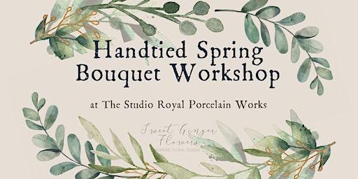 Handtied Spring Bouquet Workshop