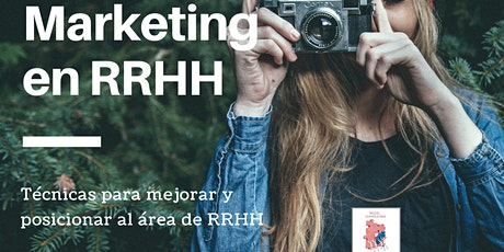Taller de Marketing en RRHH #Baires billets