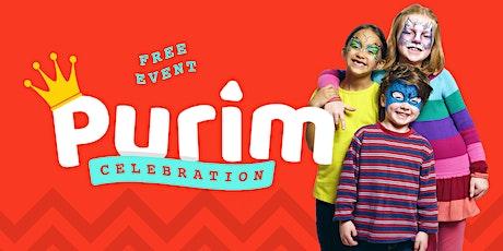 Purim Celebration tickets