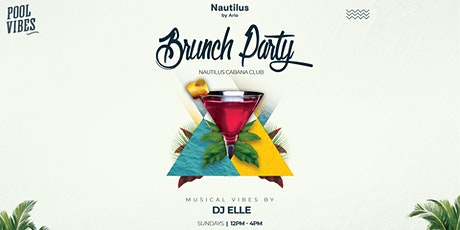 The Nauti Brunch with DJ Elle tickets