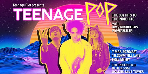 Teenage Pop-The 2nd Edition