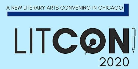 LitCon 2020 tickets