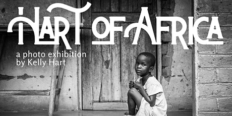 Hart of Africa: Photo Exhibtion + Reception tickets