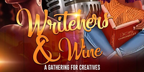 WritHers and Wine: Sip, write and share tickets