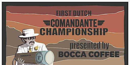 Comandante Brew & Grind Competition (Spectators)