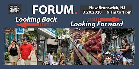 TNJ Forum: Looking Back, Looking Forward tickets