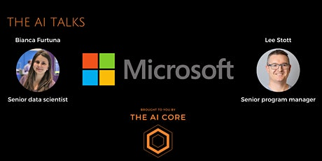 The AI Talks: Microsoft  x The AI Core tickets