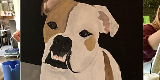 Paint Your Pet! at Dust Off Brewing, March 22