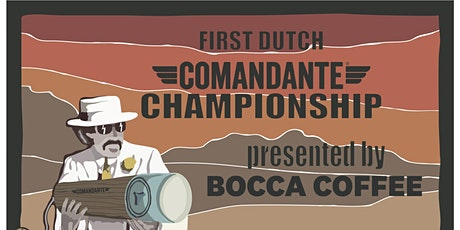 Comandante Brew & Grind Competition (Competitors) tickets