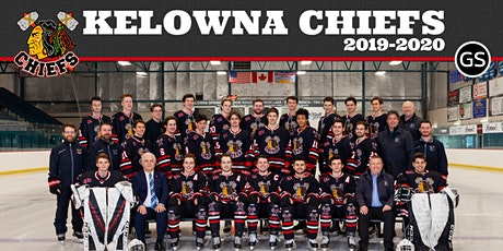 Kelowna Chiefs Year End Awards Dinner tickets
