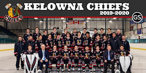 Kelowna Chiefs Year End Awards Dinner