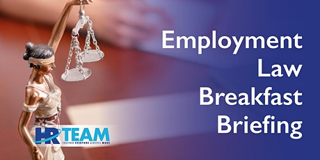 Employment Law Breakfast Briefing  tickets