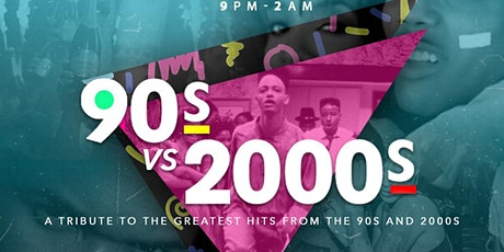 90s vs 2000s : Throwback Party tickets