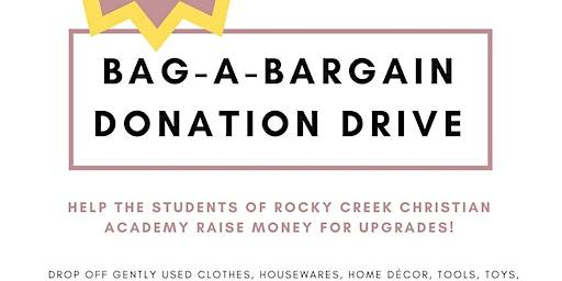 Bag-A-Bargain Yard Sale