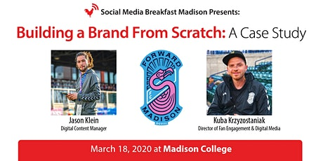 Building A Brand From Scratch - A Case Study tickets