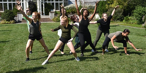 """""""Breathe"""" Art and Sustainability Dance Production"""