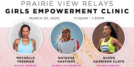 Prairie View Relays Girls Empowerment Clinic