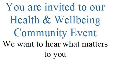 Stewarton Health and Wellbeing Event