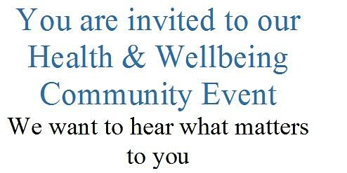 Stewarton Health and Wellbeing Event
