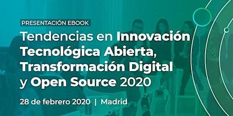 Tendencias en Innovación Tecnológica Abierta 2020 entradas