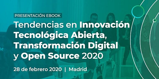 Tendencias en Innovación Tecnológica Abierta 2020