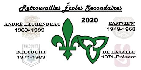 Retrouvailles Ecoles Secondaires 2021 tickets