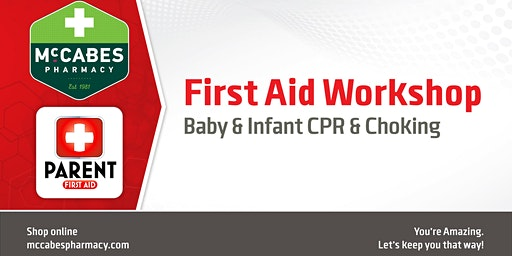 Parent First Aid Workshop