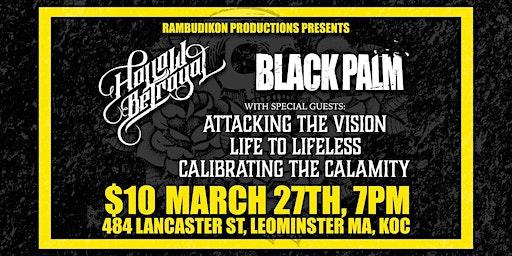 Hollow Betrayal - Black Palm - Attacking The Vision