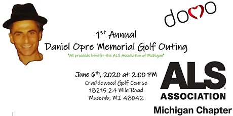The Daniel Opre Memorial Outing (DOMO)-Driving Out ALS!! tickets