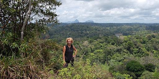 Presentatie Reizen in Suriname