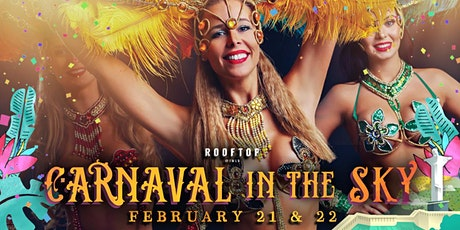 Carnaval in the Sky tickets